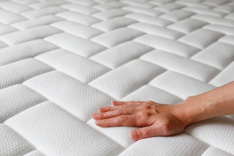 What is a quilted mattress?